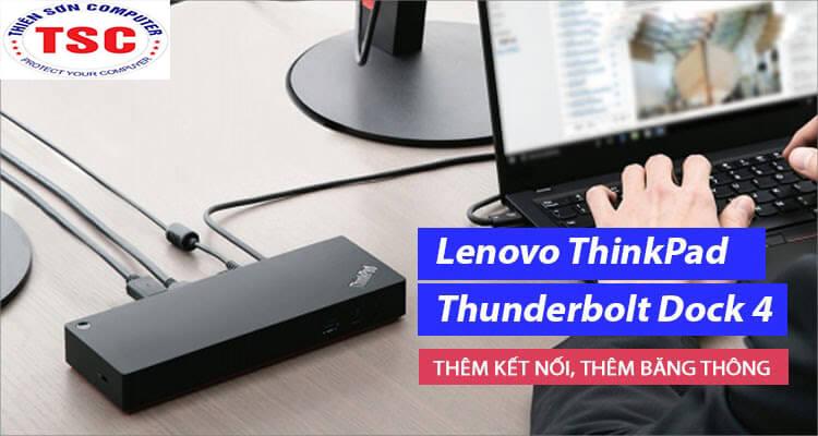 Laptop Lenovo ThinkPad Thunderbolt Dock 4