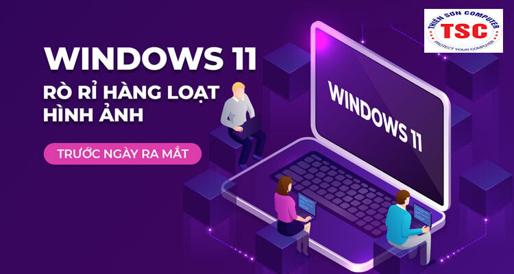 Windows 11 với giao diện hoàn toàn mới rò rỉ trước ngày được ra mắt