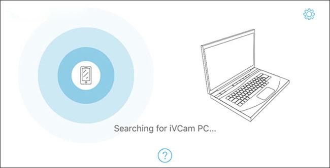 Cách dùng điện thoại iphone làm webcam dễ dàng