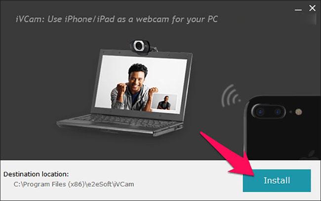 Cách dùng điện thoại làm webcam đơn giản