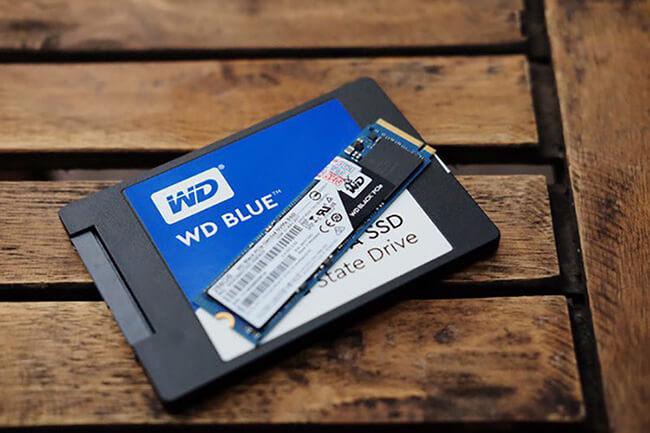Đánh giá ổ cứng SSD WD Blue 250GB Sata 2.5 công nghệ 3D NAND mới