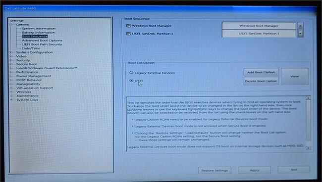 Hướng dẫn cách bật Secure Boot trên laptop để cài Windows 11 cực đơn giản