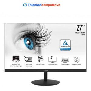 Màn hình MSI Pro MP271 27 inch FHD IPS 75Hz chính hãng