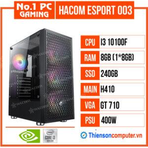 PC GAMING HACOM ESPORT 003 chính hãng